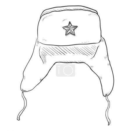 USSR Winter Military Hat