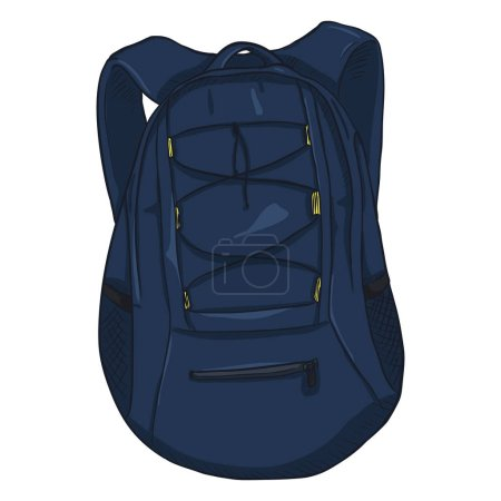 Cartoon Small Sport Backpack