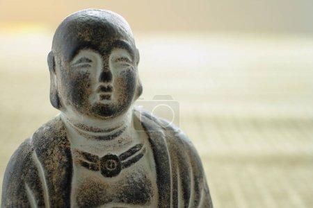 small Buddha sculpture