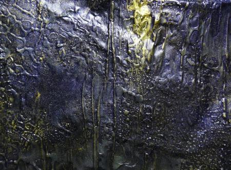 Decorative dark polyethylene texture  background