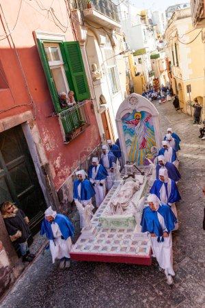 PROCIDA, ITALY - MARCH 25, 2016 - 11, 2016 -