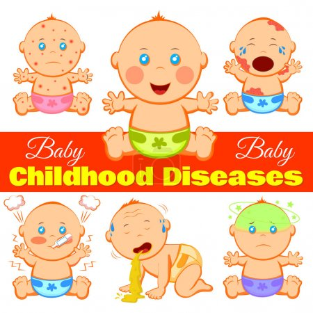 Childhood Diseases Background