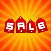 Sale Tag Set