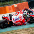 Постер, плакат: GP CATALUNYA MOTO GP JORGE LORENZO TEAM DUCATI