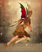 Forest Fairy Isa