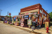 Sandhills Curiosity Shop located in Erick, Oklahoma