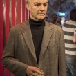 Постер, плакат: Visiting Madame Tussauds Museum in London