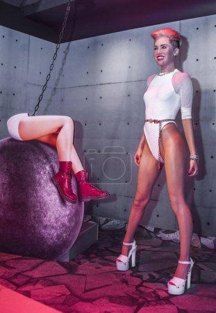 Berlin Germany March 2017 Miley