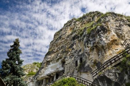 Photo for The rock monastery St Dimitrii of Basarbovo - Royalty Free Image