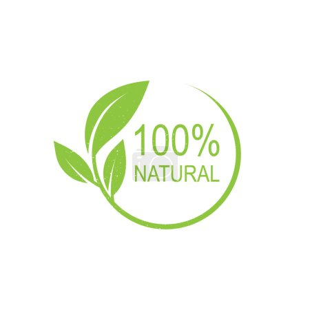 natural  logo design.