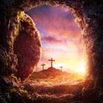 Empty Tomb - Crucifixion And Resurrection Of Jesus...