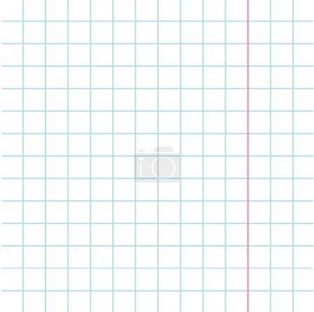 Notebook paper texture lined page template