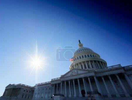 Capitol building exterior