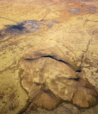 Foto de Vista aérea, vista de ángulo alto, horizonte, día en Islandia, Europa, Resumen - Imagen libre de derechos