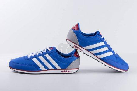 Adidas Blue Sneaker