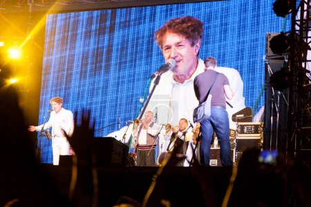 Concert by the Bosnian musician and composer Goran Bregovic