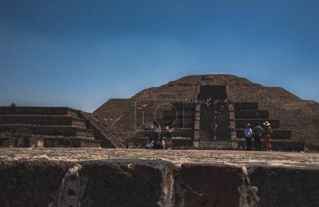 Teotihuacan es conocido hoy como el lugar de muchas de las pirámides mesoamericanas más significativas arquitectónicamente construidas en las Américas precolombinas.