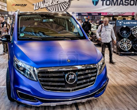 Germany Essen 04 12 2019 Motor show Beautiful and ...