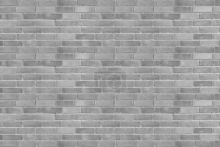Photo for Brick wall for background or texture, grungy rusty blocks of stonework technology color horizontal architecture wallpaper. - Royalty Free Image