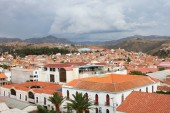 Rooftop View of Sucre, Bolivia
