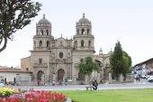 Convento de San Francisco, Cajamarca, Peru