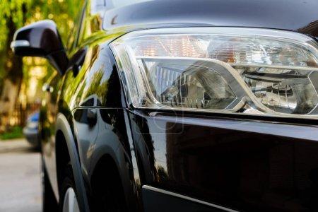 Photo pour Extérieur de la voiture moderne - image libre de droit