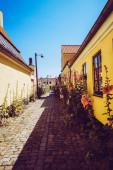 The streets and attractions of Copenhagen, a trip to Copenhagen