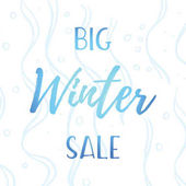 Winter mobile banner sale