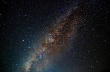 Milky Way background