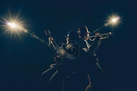 Musician Duo band