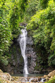 Beautiful waterfall in the deep forest, Than Thip Waterfall, Nong Khai i province, thailand, Nature travel concept