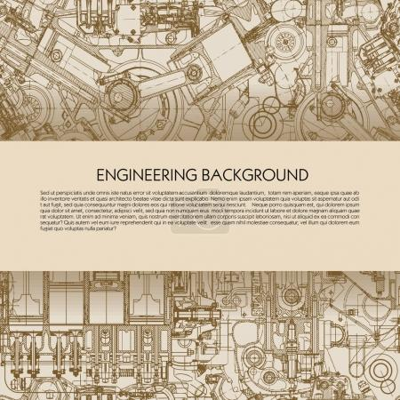 Template engineering background