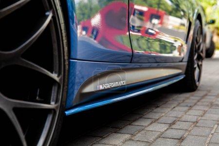M-power by BMW