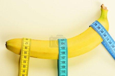 Tapes and banana