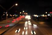 defocused speed background. blur night life. illumination. Abstract urban night light defocused background. blurred night city lights. the speed and dynamics. Blurry Illumination and night lights