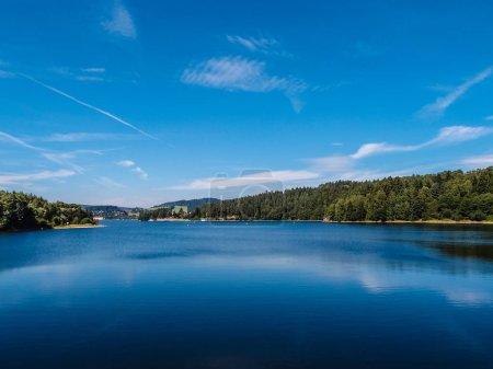 Lipno Dam - Sumava National Park, Czech Republic