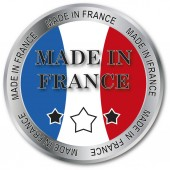 made in france button
