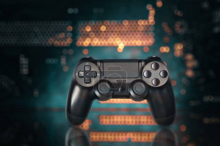 The World of Video Games, joystick