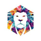 logo of Lion head