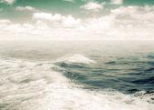 ocean in summer