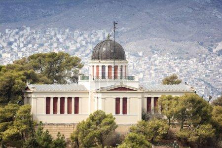 Photo pour Observatoire national d'Athènes - image libre de droit