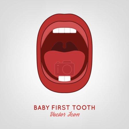 Baby First Teeth