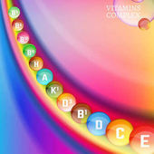 Vitamins Rainbow 04 A