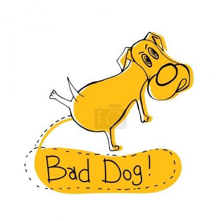 bad doggy image