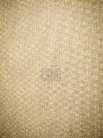 Foto de Vieja textura de lienzo de tela. Primer plano de la cubierta de libro - Imagen libre de derechos