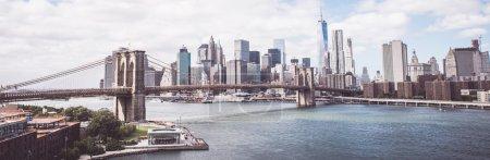 New York panoramic view