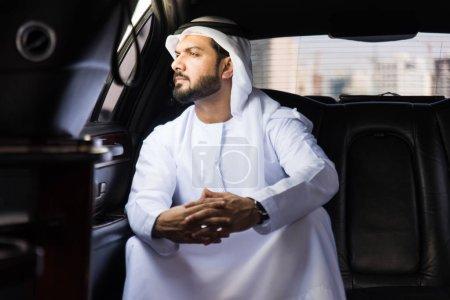 Emirati businessman portrait