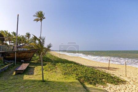 Photo for Costa Beach, Vila Velha, State of Espirito Santo - Brazil - Royalty Free Image