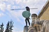 Statue of Leonidas,