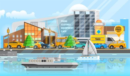 Taxi Vehicles Template